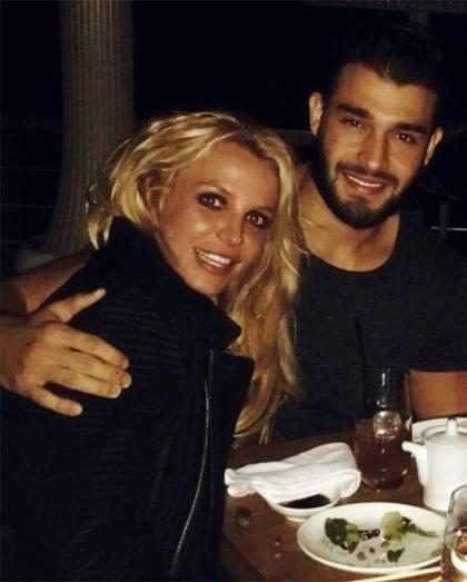 OMG! ¿Britney Spears está lista para terminar su relación con Sam Asghari?