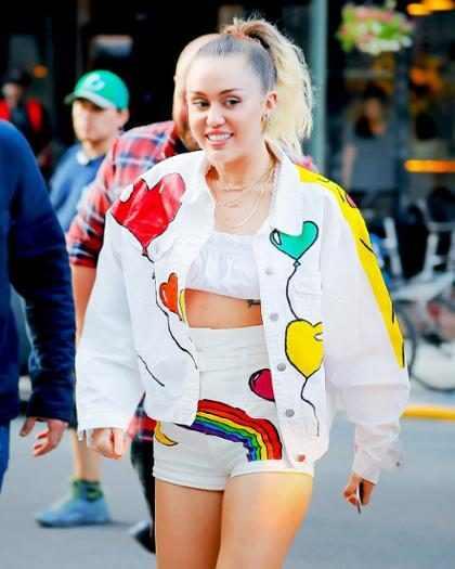Miley Cyrus y Dolce & Gabbana protagonizan la nueva disputa de la temporada