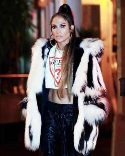 Jennifer Lopez pospone conciertos en Las Vegas tras la masacre