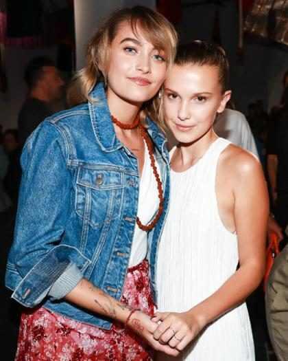Millie Bobby Brown y Paris Jackson deslumbran en la nueva campaña de Calvin Klein ¡Míralas!