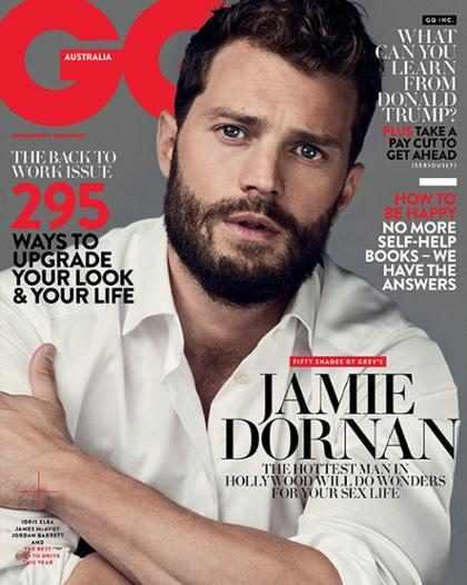 Jamie Dornan diz que não seria amigo de Christian Grey