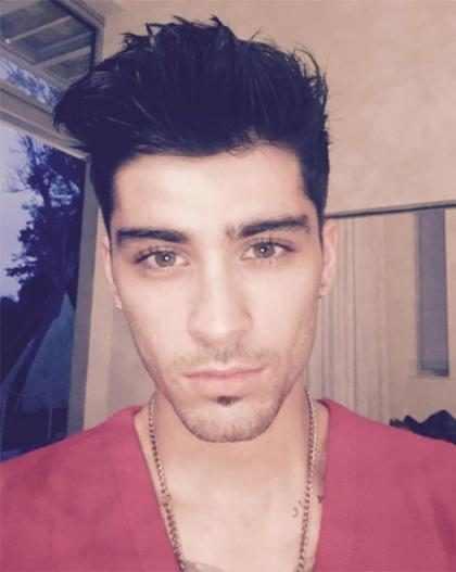 Zayn Malik muda o visual e tira a barba