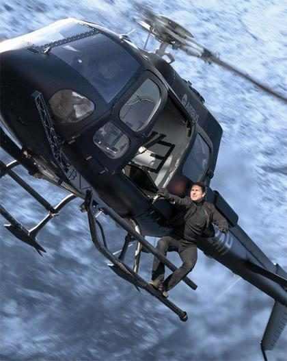 Tom Cruise abre Instagram e revela título do sexto filme da franquia Missão Impossível