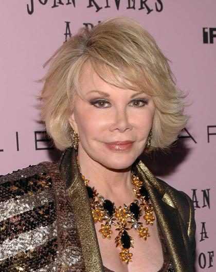 ¿Cuál famosa actriz, recurrente víctima de Joan Rivers, confesó que extraña mucho a la comediante?
