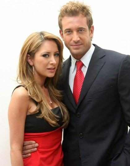 Así respondió la esposa de Gabriel Soto a los rumores de que es el padre del hijo de Marjorie de Sousa