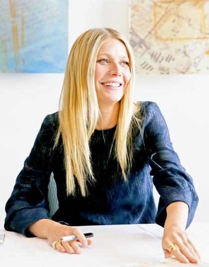 Gwyneth Paltrow se declara la maestra del sexo anal y nos dice cómo hacerlo