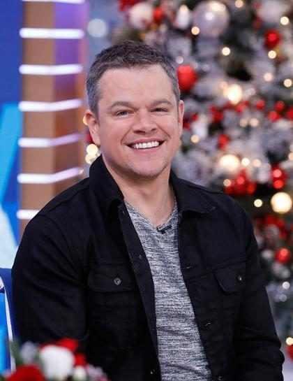 Matt Damon está bajo una lluvia de críticas por su opinión sobre los casos de acoso sexual