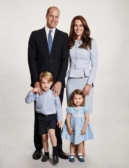 ¡Kate Middleton dio a luz a su tercer hijo!