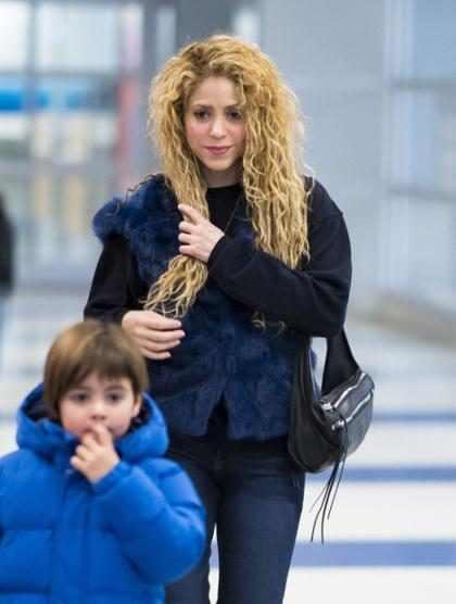 Así se escucha la voz de Shakira con el delicado estado de sus cuerdas vocales