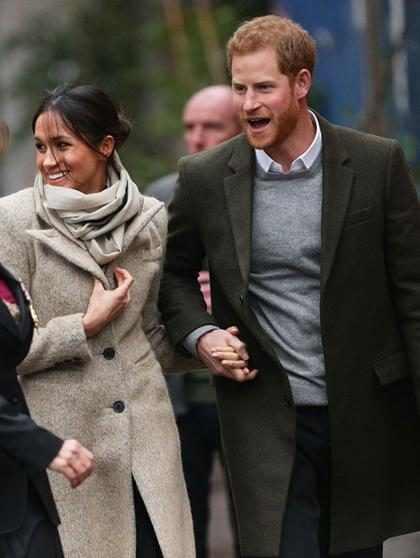 Meghan Markle y el príncipe Harry vivieron un susto relacionado con ántrax