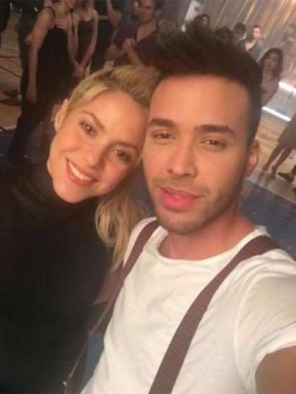 ¡Alerta hot! Shakira se menea al ritmo de la bachata para su nuevo video con Prince Royce (+ Video)