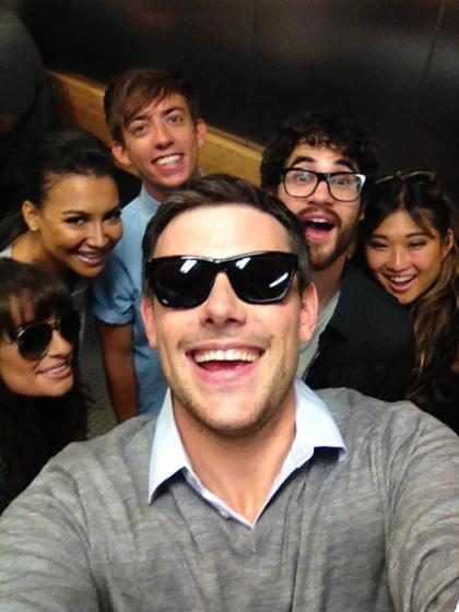 Ryan Murphy, creador de Glee, revela las últimas palabras que le dijo Cory Monteith antes de morir de sobredosis