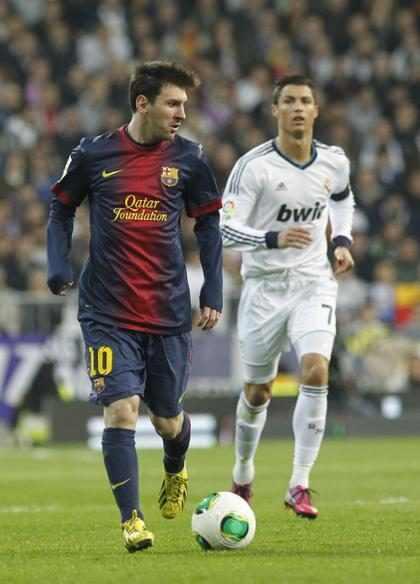 Cristiano Ronaldo quiere conquistar a los fans de Messi así
