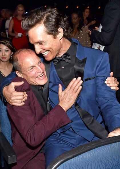 Estos fueron los mejores momentos espontáneos de los Emmy Awards 2014 (+ Fotos)