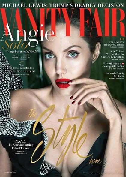 Angelina Jolie revela padecer Parálisis de Bell, y que sus hijos aún se