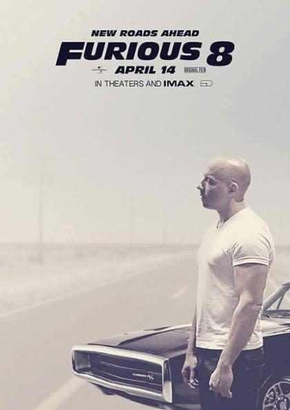 Vin Diesel anuncia data do primeiro trailer de Velozes e Furiosos 8