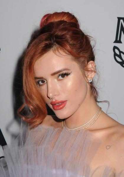 Bella Thorne fue destacada entre las actrices menos cool y su respuesta recibió todos los aplausos