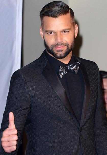 Ricky Martin confiesa cómo se sintió en su primer papel gay en la TV