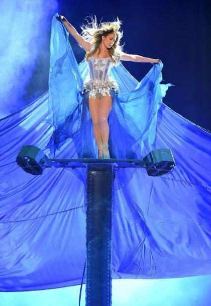 Y así, Jennifer Lopez toma Las Vegas con su residencia artística (+ Videos)