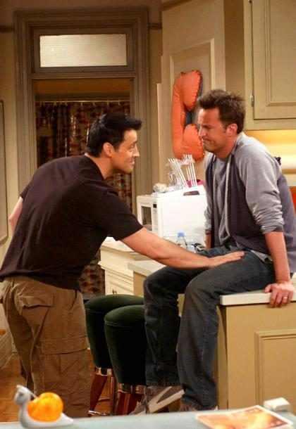 ¡Matthew Perry contó más de lo que debía sobre Friends!