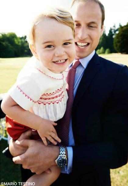 Realeza reclama do assédio de paparazzis atrás de Príncipe George