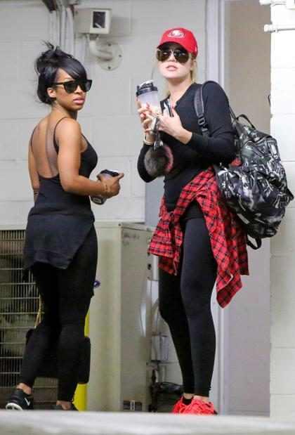 Khlo&eacute; Kardashian se arm&oacute; un perfil en una <em>app</em> de citas para encontrar su verdadero amor