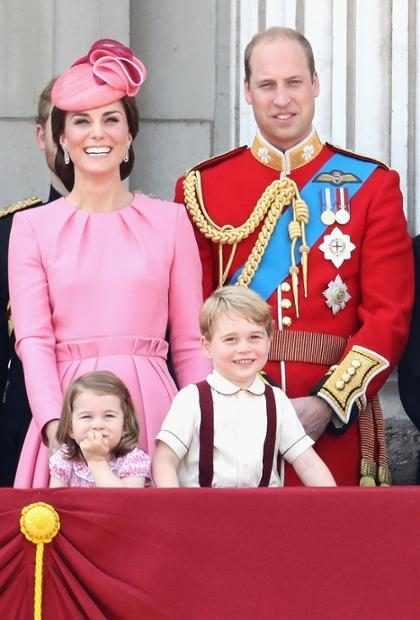 El Príncipe William nos actualiza sobre el Príncipe George y la Princesa Charlotte