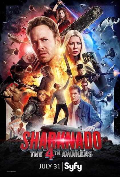 Los 10 mejores memes de <em>Sharknado</em>, el mejor invento con tiburones y tornados (+ Fotos)