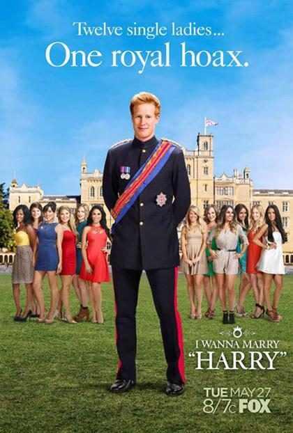 Reality show I Wanna Marry Harry estreia no canal E!