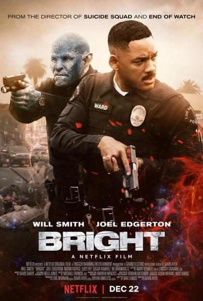 Will Smith fala sobre como foi interpretar policial racista no filme Bright