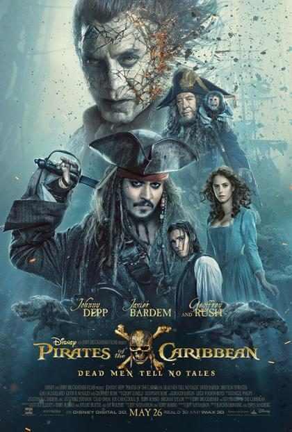 Os motivos de Piratas do Caribe: A Vingança de Salazar que te levarão ao primeiro filme