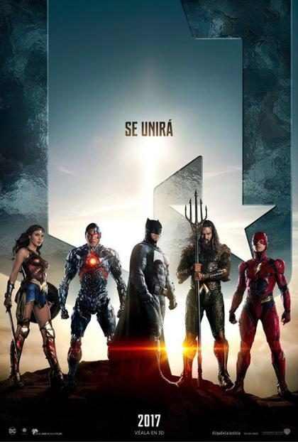 Mira los nuevos y asombrosos adelantos de <em>Justice League</em> (Fotos + Video)