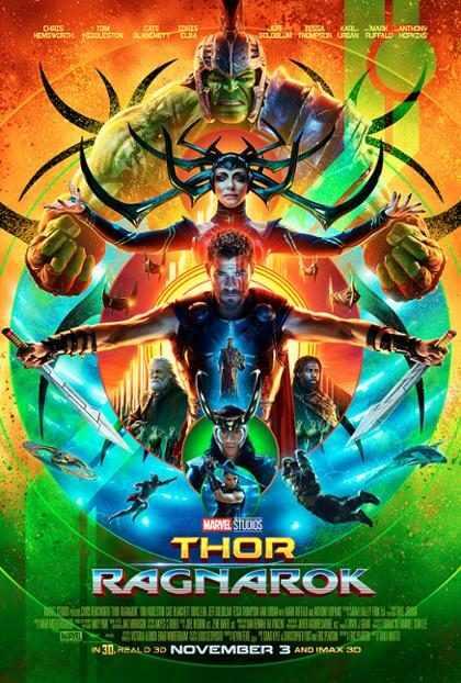Novo trailer de Thor: Ragnarok é exibido na Comic-Con 2017