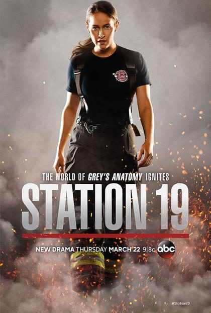 Saiba tudo sobre Station 19, nova série de Shonda Rhimes e spin-off de Grey's Anatomy