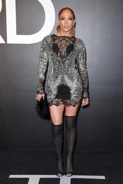 Ahora podrás tener a Jennifer Lopez a tus pies ¡Literalmente! (+ Fotos)
