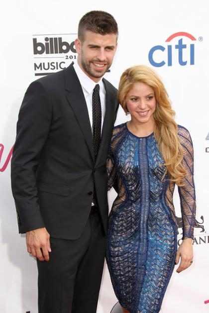 Piqué encontró esta particular manera de referirse a los rumores de separación de Shakira