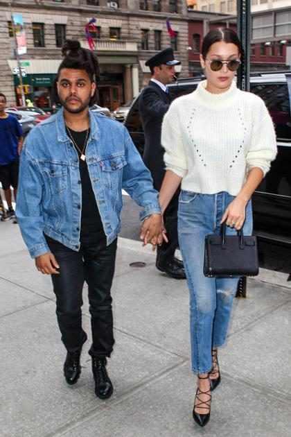 Y así Bella Hadid demuestra que aún no se olvida de The Weeknd