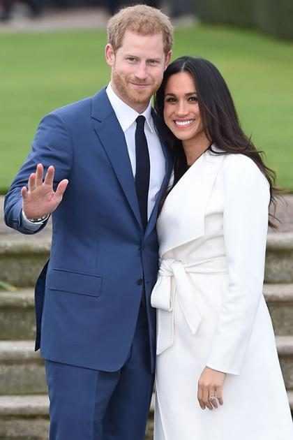 ¡El príncipe Harry y Meghan Markle anunciaron la fecha de su boda!