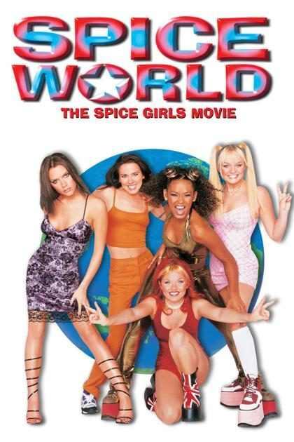 20 Hechos que hacen de <em>Spice World</em> una pel&iacute;cula terriblemente buena