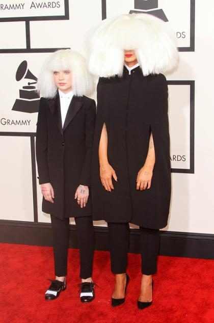 Y así es cómo Sia vuelve a transformar por completo a Maddie Ziegler ¡Mírala!