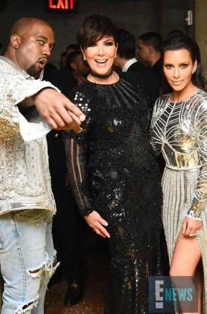 Kris Jenner rompió el silencio y habló sobre el preocupante estado de Kanye West