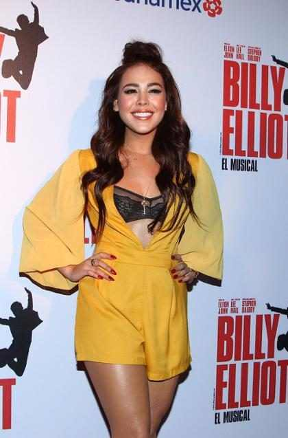 ¿Danna Paola se transformó en Hannah Montana?