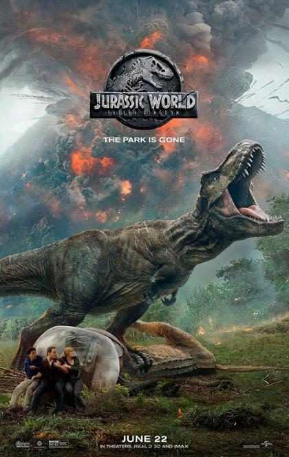 &iexcl;Mira el tr&aacute;iler final de <i>Jurassic World: Fallen Kingdom</i>!