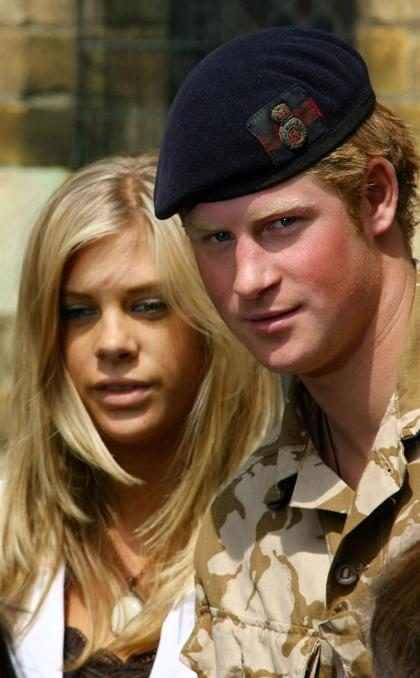 Príncipe Harry pode voltar a namorar sua ex-noiva, Chelsy Davy