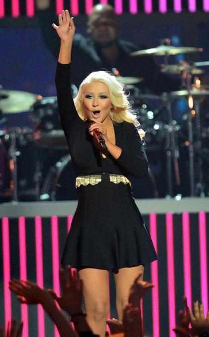 Christina Aguilera grava m&uacute;sica para filme de <i>Jogos Vorazes</i>