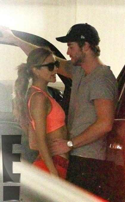 Eiza González defende seu namoro com Liam Hemsworth