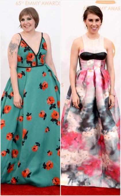 As mais mal vestidas do Emmy Awards 2013