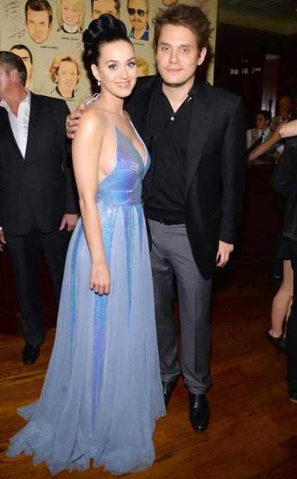 Katy Perry e John Mayer terminam o relacionamento mais uma vez