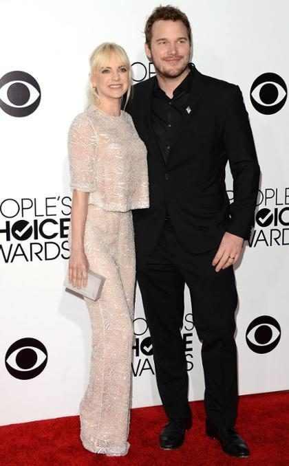 """Anna Faris revela la """"clave"""" de su nueva relación con Chris Pratt"""