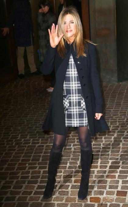 Así fue la despedida de soltera que Jennifer Aniston le organizó a Courteney Coux